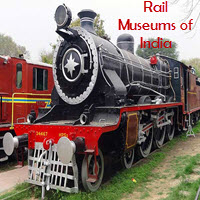 Rail Museums of India