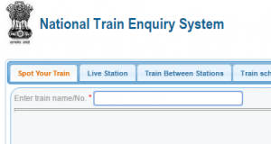 Train Enquiry
