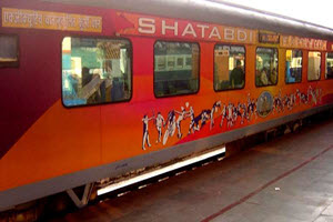 List of Shatabdi Trains
