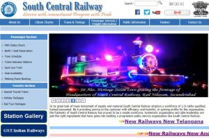 South Central Railway Zone