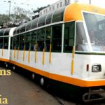 Trams in India