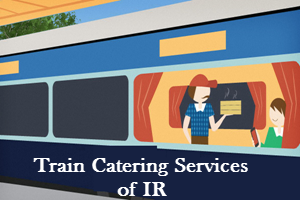 Catering Charges in Indian Railways